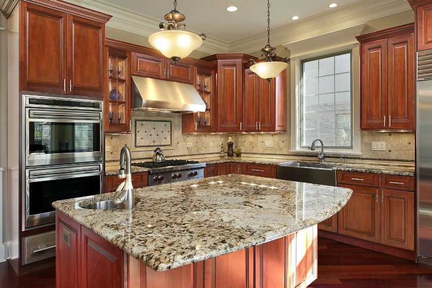 Brandywine Maple Kitchen Cabinets - Guaranteed Lowest Price